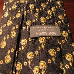 Robert Talbott Silk Tie Hand-sewn Best of Class